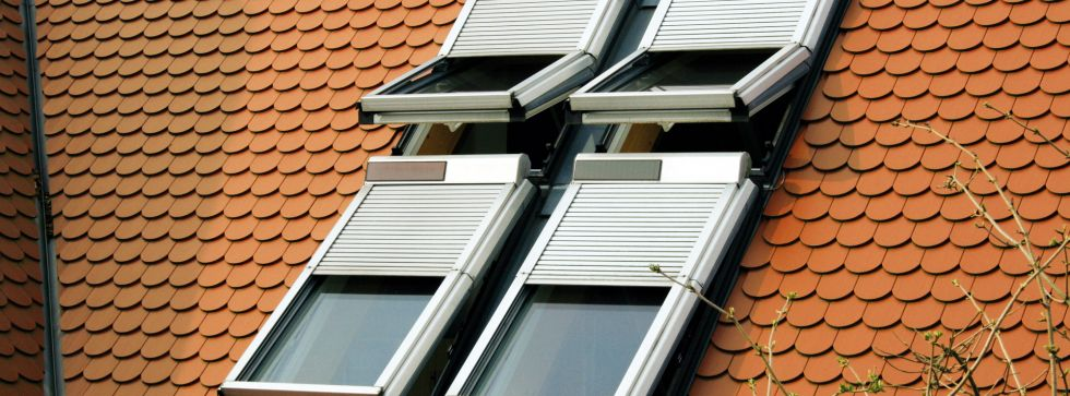 Roof shutters - Offer versatile protection